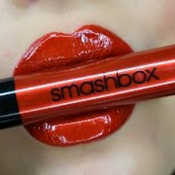 FREE WITH BUNDLE, Smashbox Liquid Lipgloss, Mini